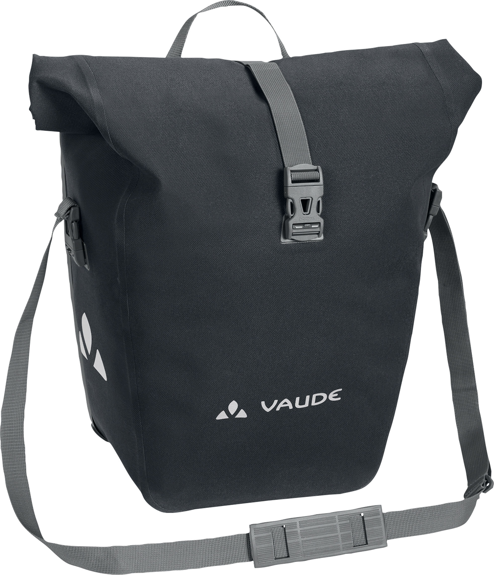 Vaude Aqua Back Deluxe Pannier Single Phantom Black